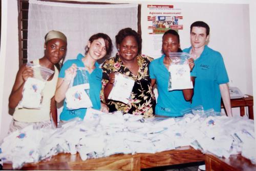 Aide mondiale